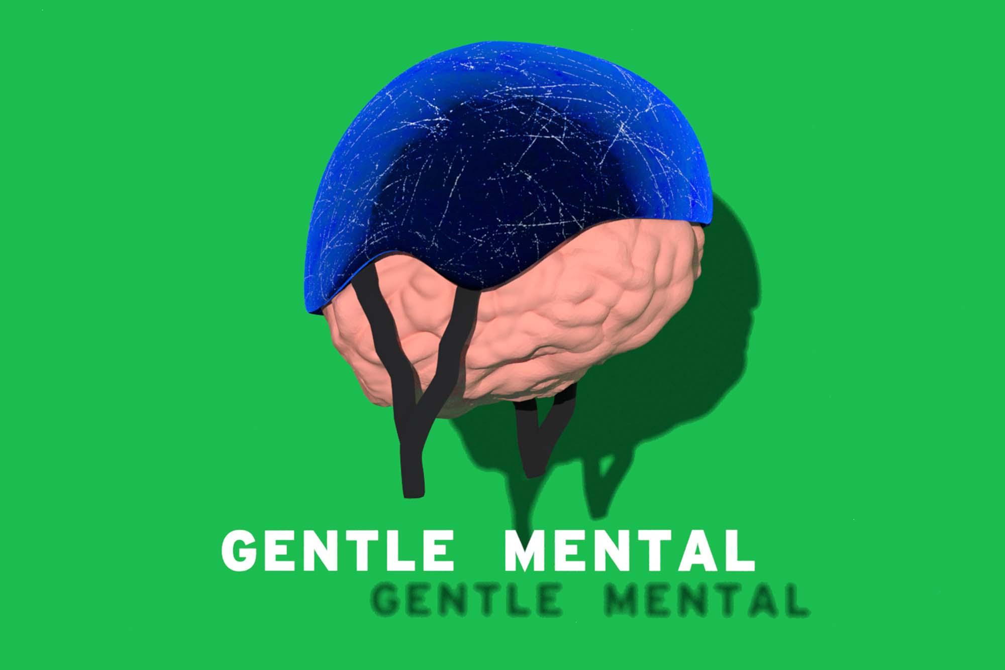 Gentle Mentle Art Print